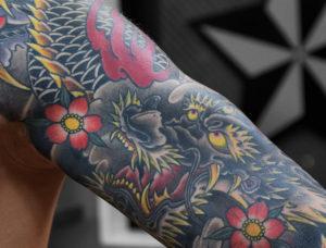 stroker tattoo