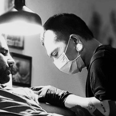 tattooer Toss