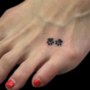 Coin size tattoo 2,000 Baht