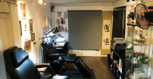 japanese tattoo/stroker tattoo bangkok