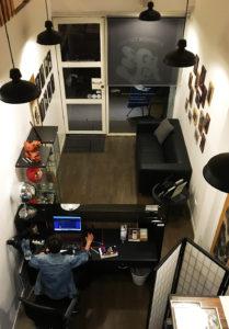 stroker tattoo studio bangkok inside